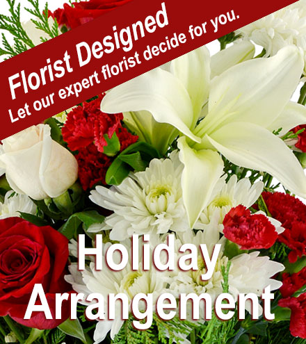 Florist Designed - Holiday