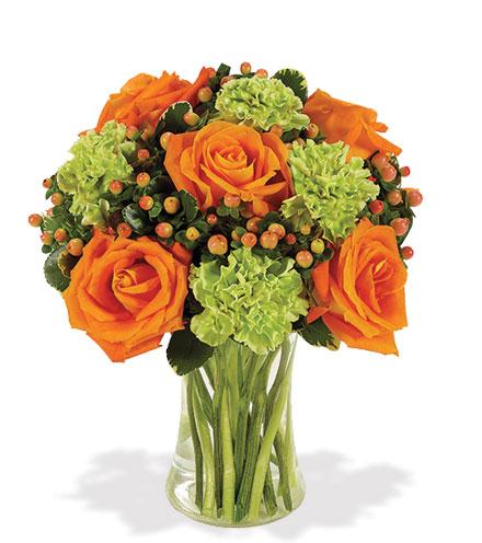 Citrus Splendor Bouquet From  $70