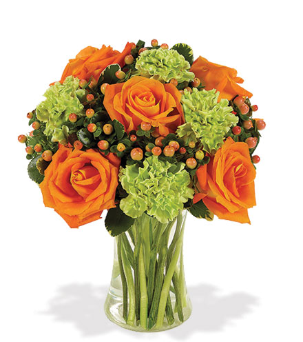 Citrus Splendor Bouquet