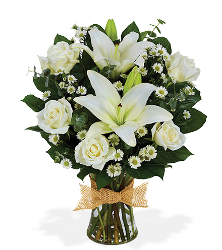 Peaceful Elegance Bouquet