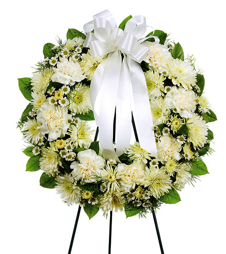 Treasured Thoughts Wreath