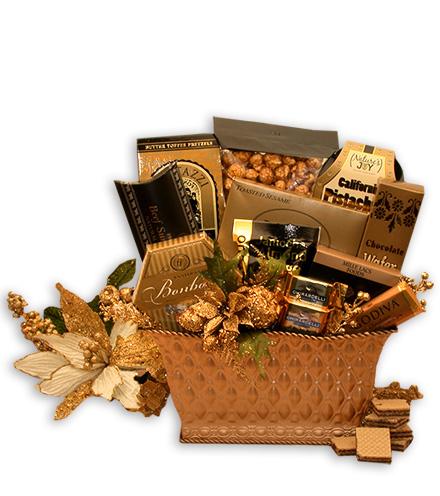 Tis' the Season Holiday Gift Basket