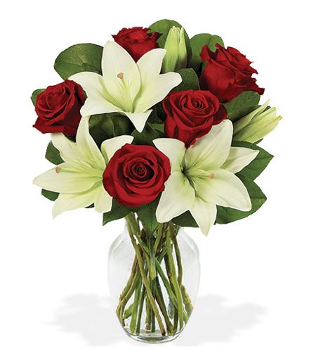 Elegant Romance Bouquet