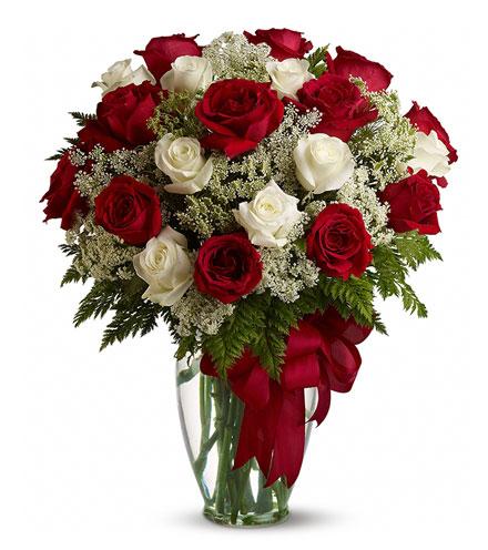 Love's Divine Bouquet