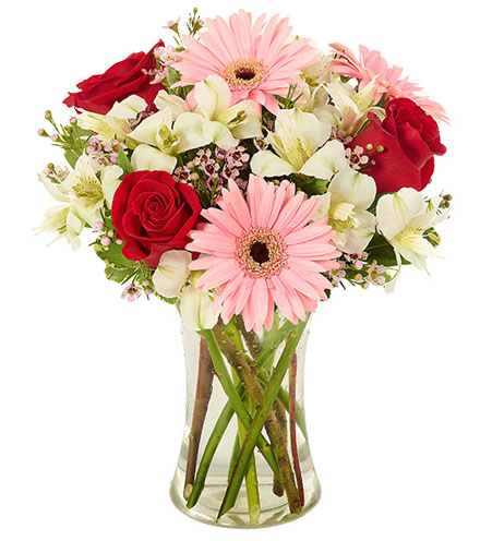 Our Classic Romance Bouquet