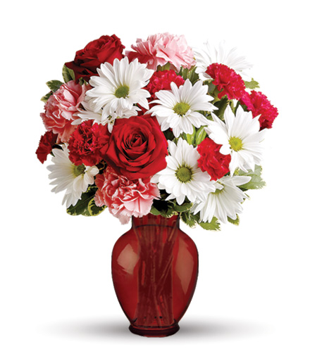 Hugs and Kisses Bouquet From  $70