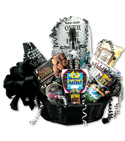 Over the Hill Xing Gift Basket