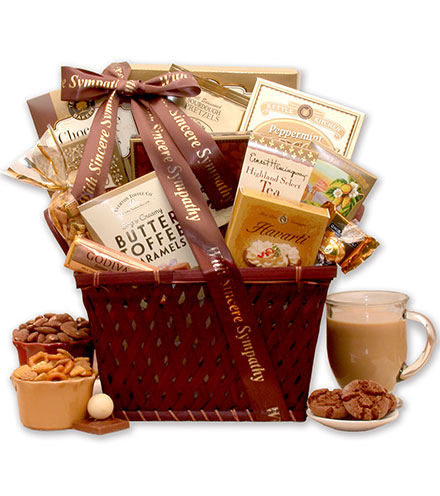Gifts of Comfort Sympathy Gift Basket