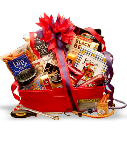 Master of all Trades Snack Gift Box