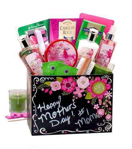 Mother's Day Exotic Spa Gift Set
