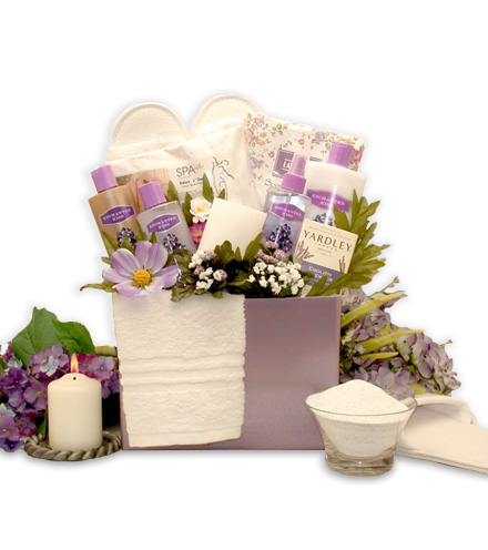 Inspiring Bath and Body Spa Set