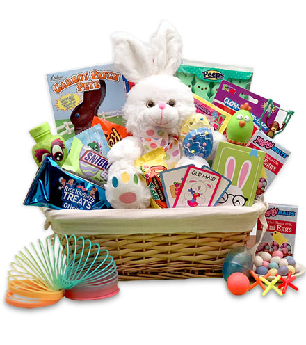 Expressions of Easter Gift Basket