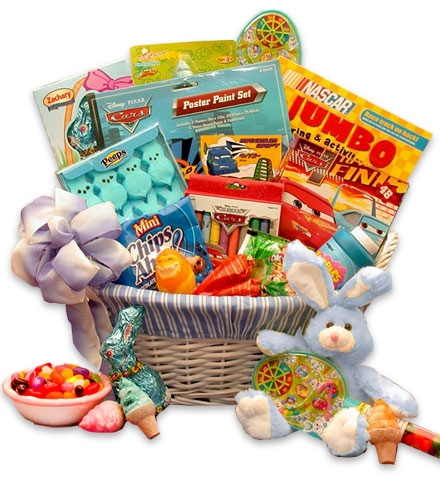 Disney Easter Basket of Gifts and Activities