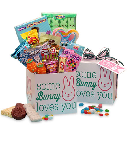 This Bunny Loves You Easter Care Package