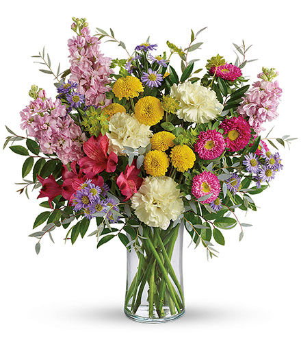 Goodness And Light Bouquet From  $50