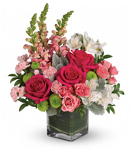 Garden Girl Bouquet From  $90