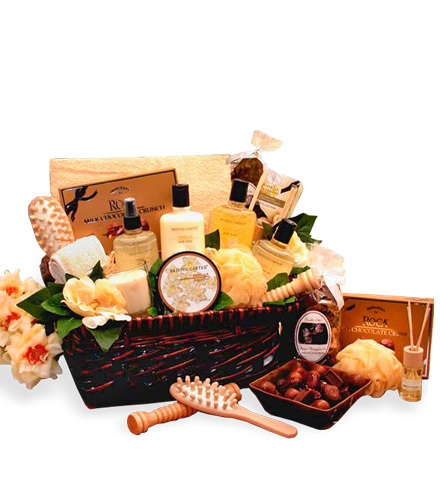 Relaxation & Spa Therapy Gift Hamper