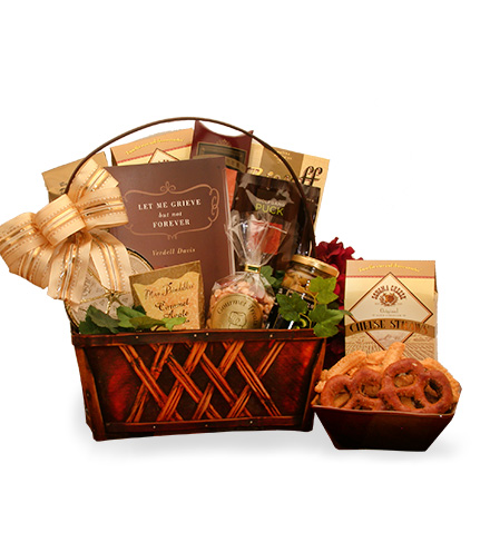 Treasure the Memories Gift Basket