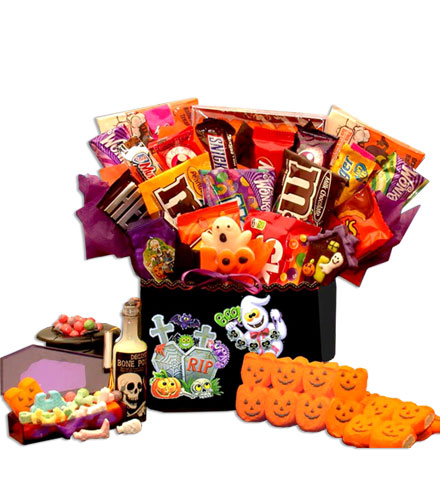 Halloween Spooktakular Sweets Gift Box