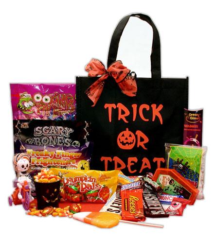 Frightfully Fun Halloween Gift Tote