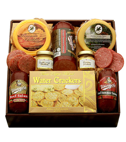 Hearty Meats & Cheeses