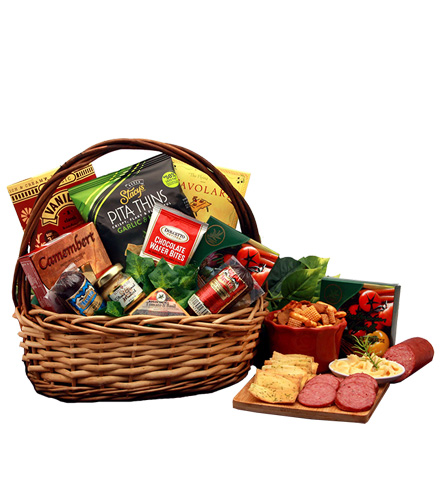 Craving a Snack Gift Basket