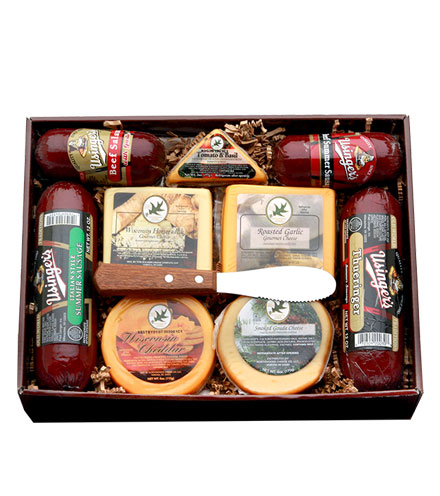 Signature Meat & Cheese Spread Gift Box