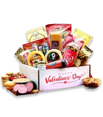 Scrumptious Delights Valentine Gift Pack