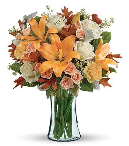 Seasonal Sophistication Bouquet