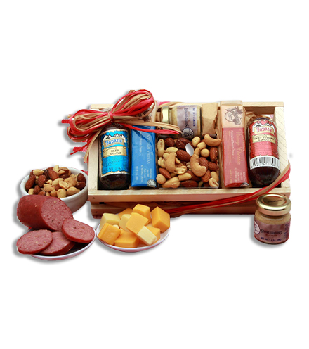 Cheese Snack Set