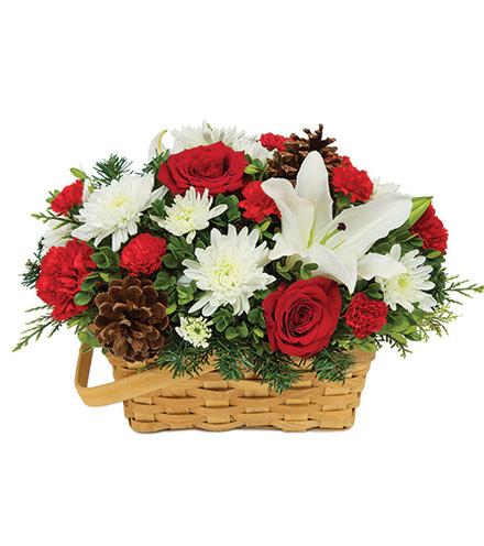 Joyful Wishes Basket