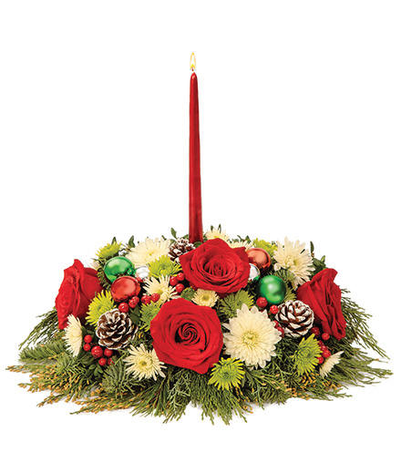 Holiday Warmth Centerpiece