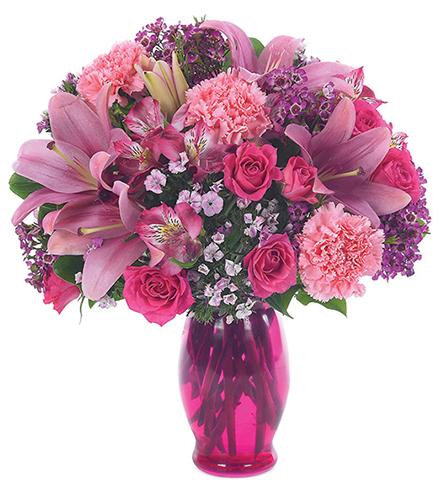 Pink Petals Bouquet