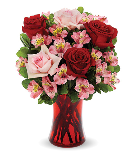 Romance Wishes Bouquet From  $70