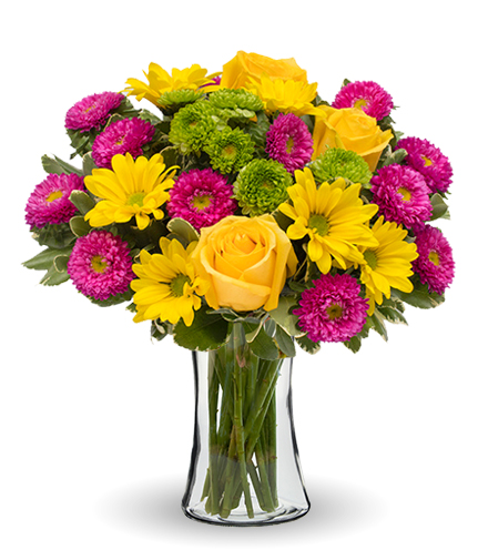 It's a Fine Day Bouquet From  $70