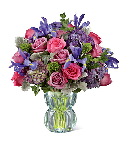 FTD® Lavender Luxe™ Luxury Bouquet