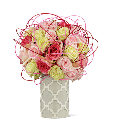 FTD® Perfect Bliss™ Luxury Bouquet