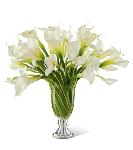 FTD® Musings™ Luxury Calla Lily Bouquet by Vera Wang