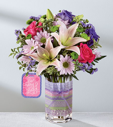 FTD® So Very Loved™ Bouquet by Hallmark