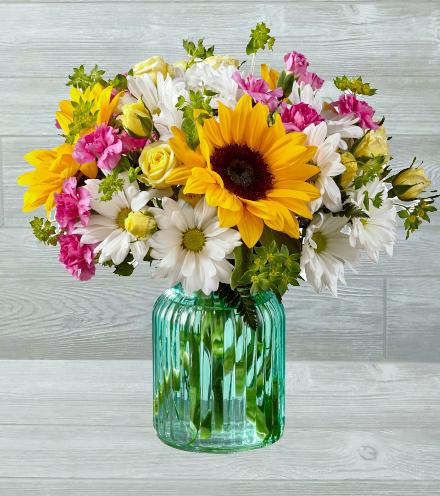 FTD® Sunlit Meadows™ Bouquet