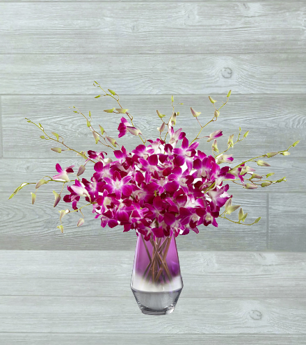FTD® Pink at Heart™ Orchid Bouquet