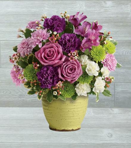 Spring Speckle Bouquet