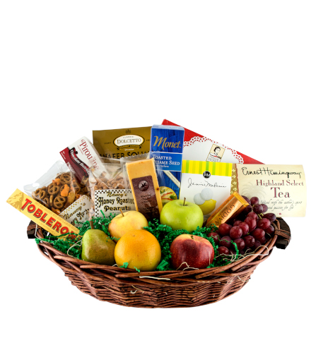 The Indulging Basket