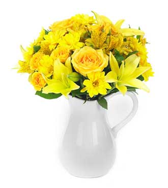 Sunny & Smiling Bouquet - Great