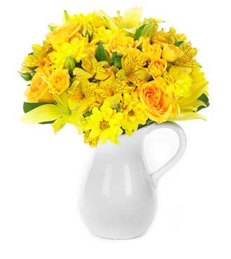 Sunny & Smiling Bouquet - Greater
