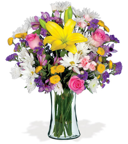 European Garden Bouquet From  $70