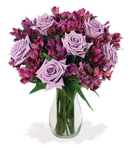 Twilight Lavender Skies Bouquet
