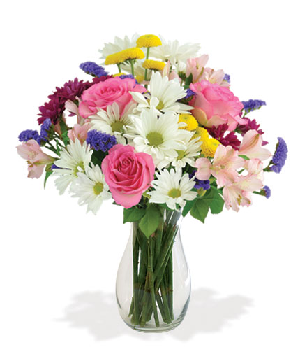 Pure Happiness Bouquet Great Blooms Today
