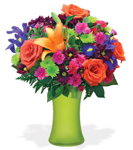 Lucky Charm Bouquet Flower Delivery