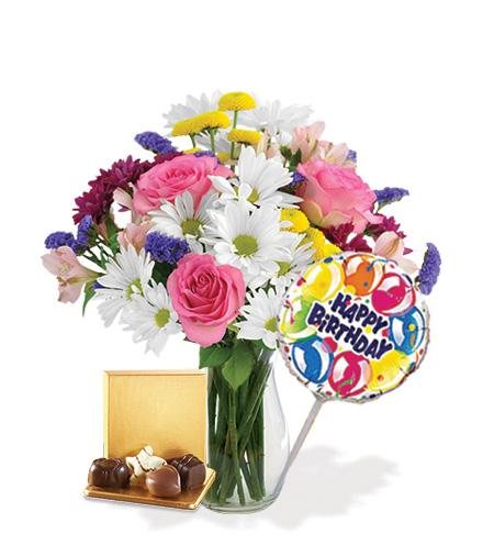Supreme Birthday Flower Delivery